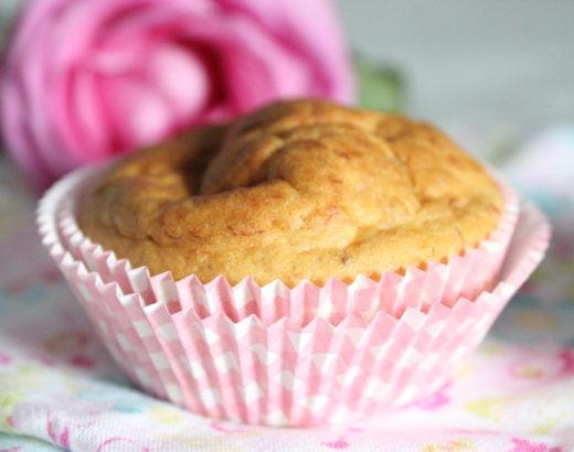 Bananen Muffins für die Kleinen–zuckerfrei und lecker