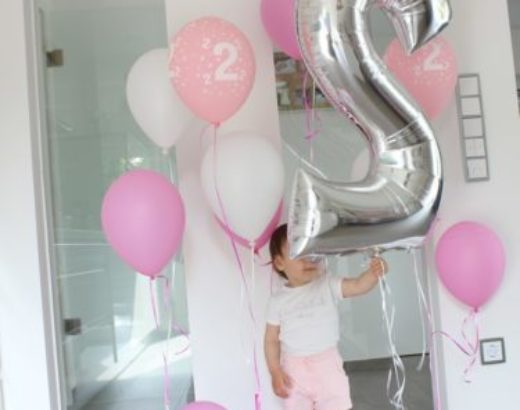 Let´s Party – Lias zweiter Geburtstag
