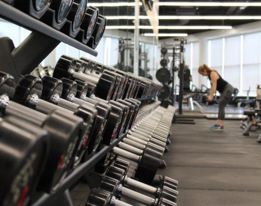 Dritte Trainingsperiode – Krafttraining im Freihantelbereich und Vorher/ Nachher Bilder