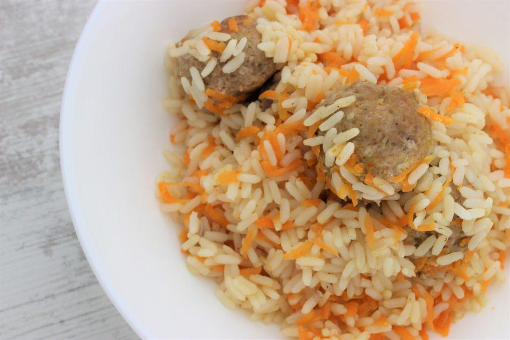 Meine Reispfanne für Kinder